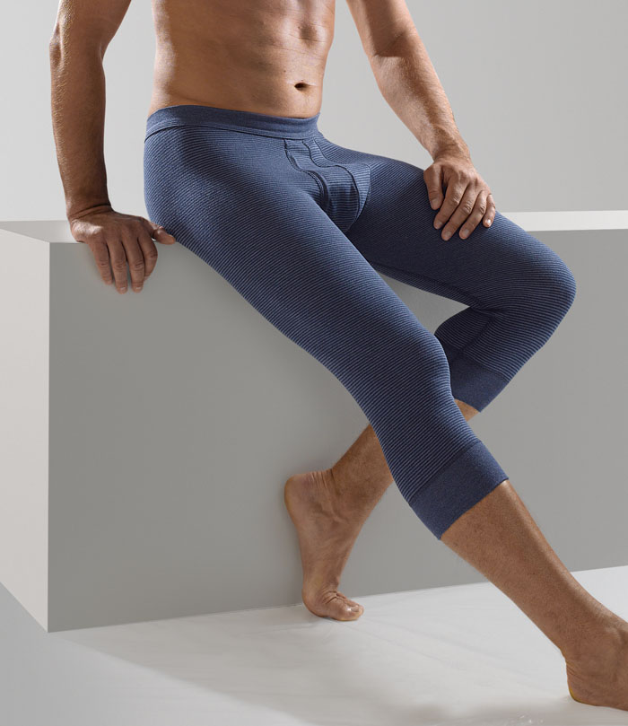 calzoncillos 3 4 largos termicos para hombres con abertura color azul marinoen tallas 5 9 de ammann. Black Bedroom Furniture Sets. Home Design Ideas