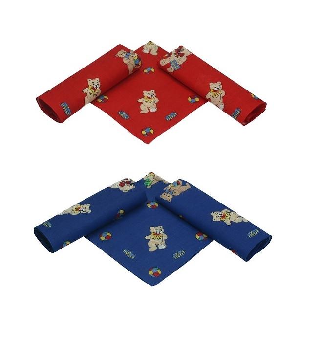 vende abbigliamento sportivo ad alte prestazioni speciale per scarpa Betz. Set di 3 bandane per bambini ORSI 41x41 cm 100%cotone colori ...