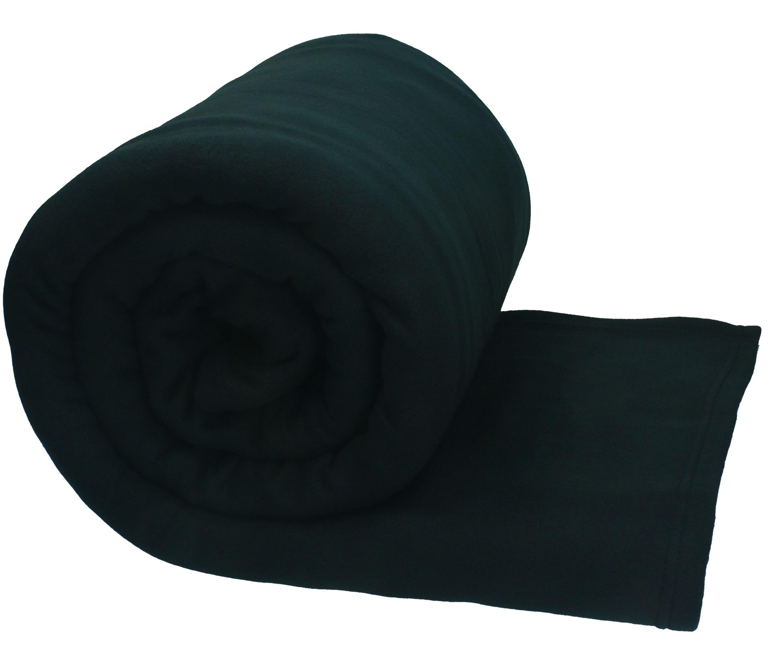 betz jumbo fleecedecke kuscheldecke in xxl gr e 220x240 cm farbe schwarz. Black Bedroom Furniture Sets. Home Design Ideas