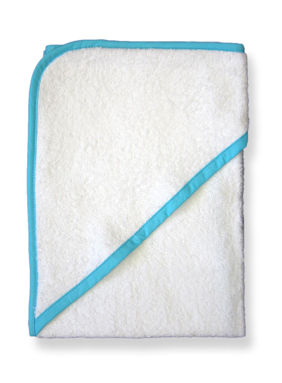 kinder badetuch mit kapuze farbe wei 77 x 80 cm von betz 420778004 ebay. Black Bedroom Furniture Sets. Home Design Ideas